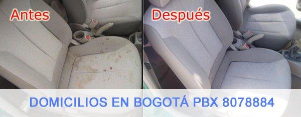 Lavado de tapicer a de carros a domicilio bogota autos - Tapiceros de coches en murcia ...